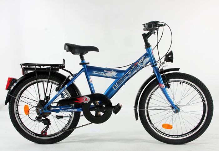 20 kinderfahrrad kinderrad jungen fahrrad tarantula blau neu ebay. Black Bedroom Furniture Sets. Home Design Ideas