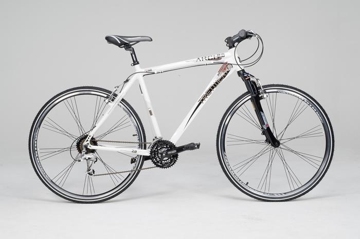 b ware 28 crossrad crossbike trekkingrad fahrrad arch 2 0 weiss 62cm ebay. Black Bedroom Furniture Sets. Home Design Ideas
